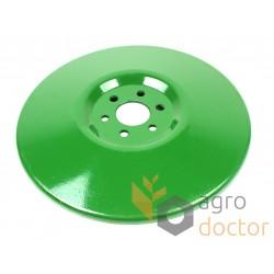 Control variator disc