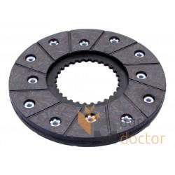 Гальмівний диск 1018541M91 Massey Ferguson