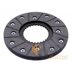 Тормозной диск 1018541M91 Massey Ferguson