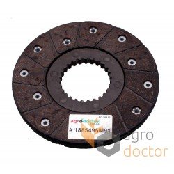 Brake disc 1885495M91 Massey Ferguson