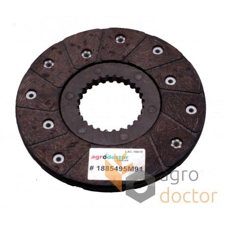 Гальмівний диск 1885495M91 Massey Ferguson