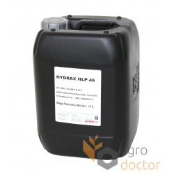 Масло гидравлическое Lotos Hydrax HLP 46 (10 л)