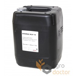 Hydraulic oil Lotos Hydrax HLP 46 (20L)