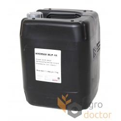 Масло гидравлическое Lotos Hydrax HLP 46 (20 л)