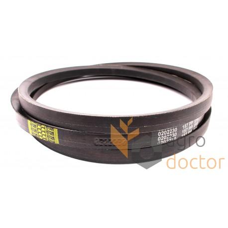 Classic V-belt 0202230 [Gates Agri] OEM:671013.0, 671013 for Claas, Dronningborg, Buy in eShop: agrodoctor.ua