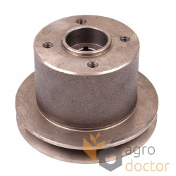Water pump pulley - 31146952 Perkins - 30/131-8C [Bepco]