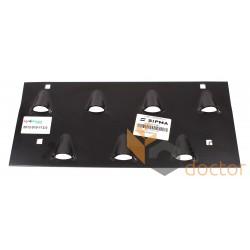 Restrictor plate (grater)