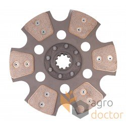 Clutch disc AH65439 John Deere