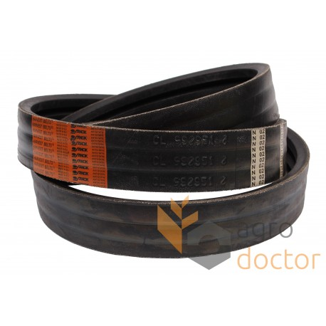 Wrapped banded belt 980851.0 Claas [Stomil Harvest] OEM:980851.0 for Claas, Deutz Fahr, Buy in eShop: agrodoctor.ua