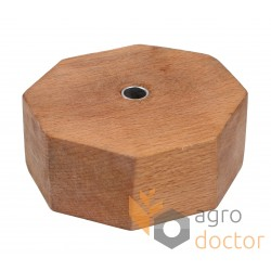 Дерев'яна натяжна пластина транспортера - 619533 Claas