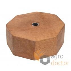 Wooden tensioning block - 619533 Claas