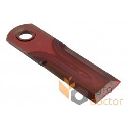 Нож измельчителя 755787.1 Claas - подвижный Lexion [Rasspe]