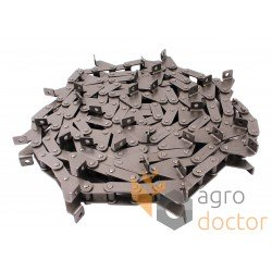 Clean grain elevator chain 38.4 VB/SD/J2A [Rollon] - per meter