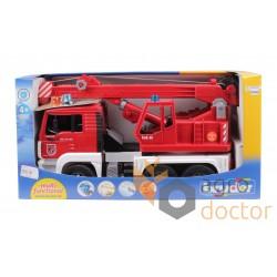 Модель - Пожарная машина с краном MAN
