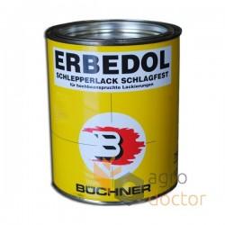 Краска красная 0,75л для пресс-подборщика Welger [Erbedol]