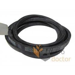 Classic V-belt C22x4675Lw (C182) [Roulunds]