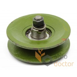 Tension roller assembly 0007732320 Claas