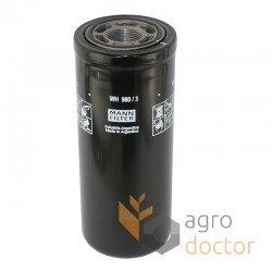 Фільтр для гідравліки WH980/3 [Mann+Hummel]