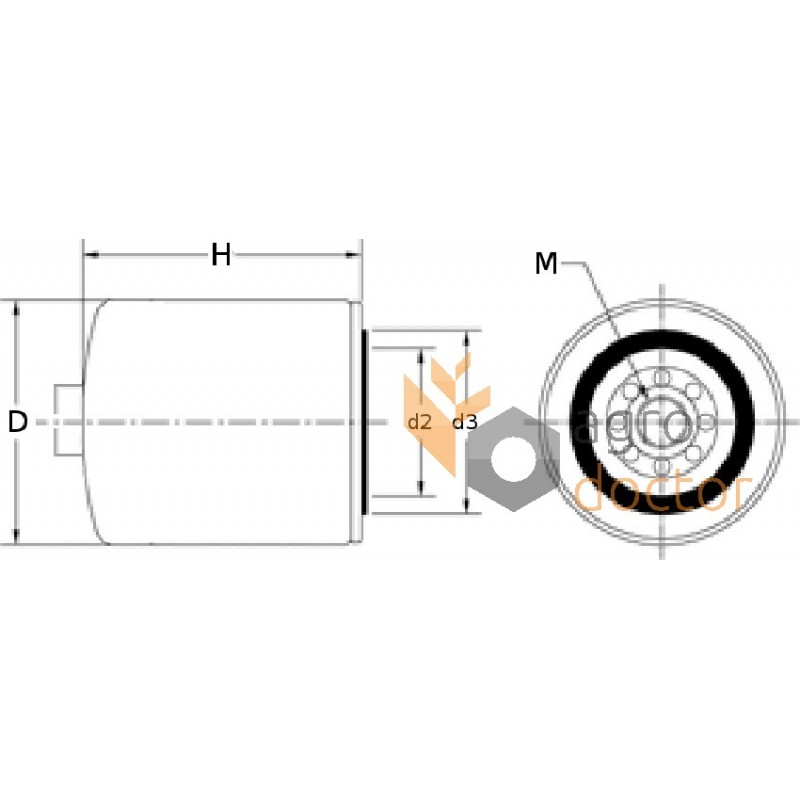 fuel filter re525523  re541746  set  john deere  oem re525523  re541746 for john deere  buy in