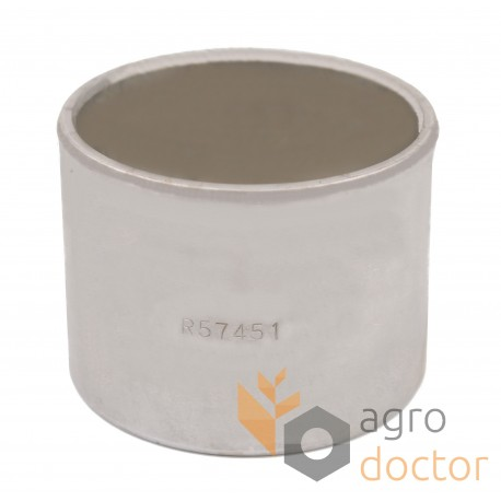 Connecting rod bushing R57451 of engine for John Deere, d41.24mm [Bepco]