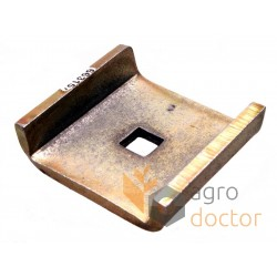 Накладка бітера молотильного барабана 0006631570 Claas (зміцн.)