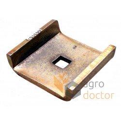 Накладка битера молотильного барабана - 663157 Claas (усил.)