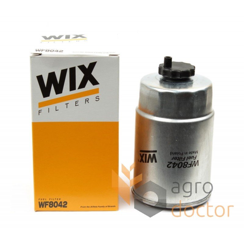 Wix Tractor Filters : Fuel filter wf wix oem  for case
