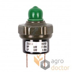 Датчик тиску кондиционера кабіни - 0006228080 Claas, [Bepco]