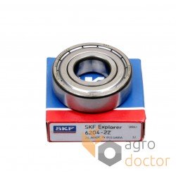 Deep groove ball bearing 235911 Claas, 87000620412 Oros [SKF]