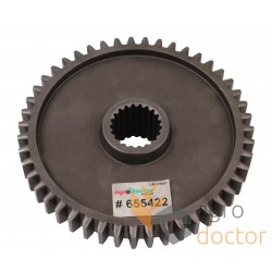 1st speed gearbox cogewheel - 655422 Claas