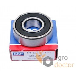 6203-2RSH [SKF] Deep groove ball bearing