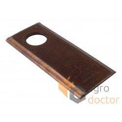 Нож роторной косилки 978241 Claas [Rasspe]