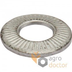 Washer 236913 (zinc-coated) for combines Claas