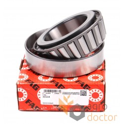 Tapered roller bearing 0002159380 Claas - FAG