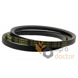 Classic V-belt C22x2500 F/K