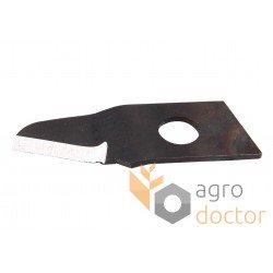 Moving piston knife baler 000012 Claas Markant