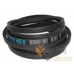 Classic V-belt 0006613370 Claas [Roulunds]