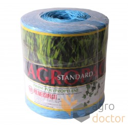 Twine polipropilene 3 mm (blue) 2000m