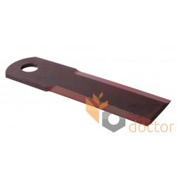 Подвижный нож измельчителя 0000600172 комбайна Claas [Rasspe]