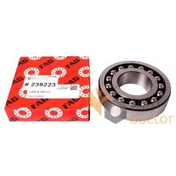 Self-aligning ball bearing 239223.0 Claas - [FAG]