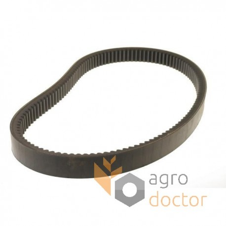 Variable speed belt 0256275 [Gates Agri] Double Cog