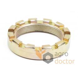 Castellated nut M45x1,5 - 500891 Claas
