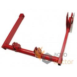 Baler needle yoke for Welger AP45
