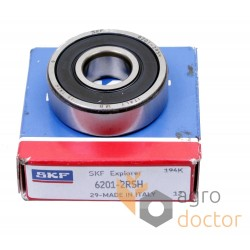 Deep groove ball bearing 87000620114 Oros, 9808450 New Holland [SKF]