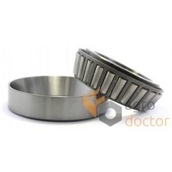 Tapered roller bearing - JD10187 [Fersa]