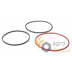 Sleeve O-ring kit AR73628 John Deere for turbo engine