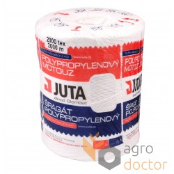Шпагат поліпропіленовий JUTA 2000 (4кг 2000м)