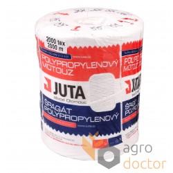 Шпагат полипропиленовый JUTA 2000 (4кг 2000м)