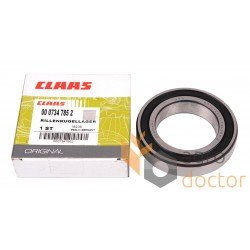 734785 [Claas Original] Deep groove ball bearing