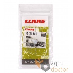 Клапан 755020 распределителя гидросистемы комбайна Claas [Original]